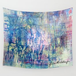 New Beginnings  Wall Tapestry