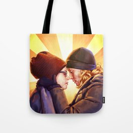Cosima and Delphine Tote Bag