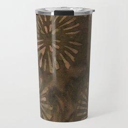 Coconut Batik 03 Travel Mug
