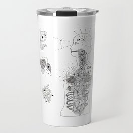 p i n e a l Travel Mug