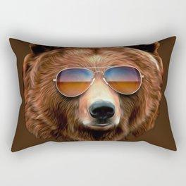 Bear Necessity Rectangular Pillow