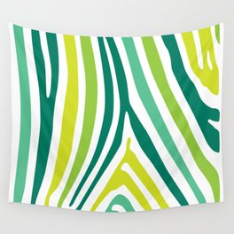 Zebra Print Wall Tapestry