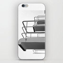 Bauhaus XII iPhone Skin