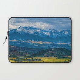 Outside of Ridgway Laptop Sleeve