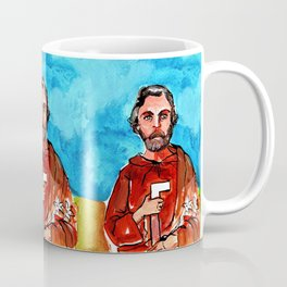 Patron Saint of Fathers Coffee Mug