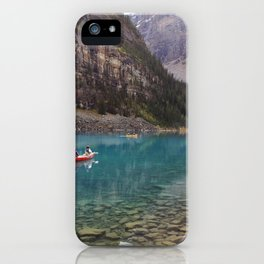 On The Surface iPhone Case
