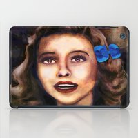 dorothy iPad Cases featuring Dorothy by Amanda Lee