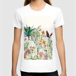 Blooming in the cactus T-Shirt