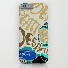 THE CREATIVE PROCESS Slim Case iPhone 6s