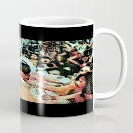 Societal Angst: The Keening of the Banshees Coffee Mug
