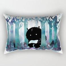 A Quiet Spot Rectangular Pillow