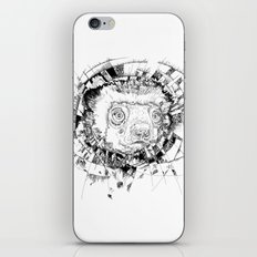 HYPNOTIZED Lemur iPhone & iPod Skin