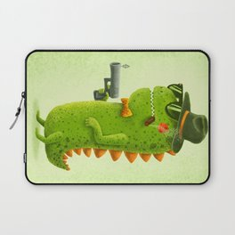 Dino bandito Laptop Sleeve