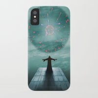 nordic iPhone & iPod Cases featuring Nordic magician by Tony Vazquez