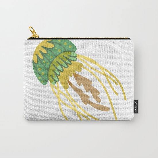 Cute Jellyfish Carry-All Pouch