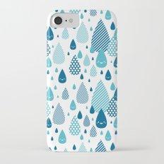 raindrop iPhone 7 Slim Case