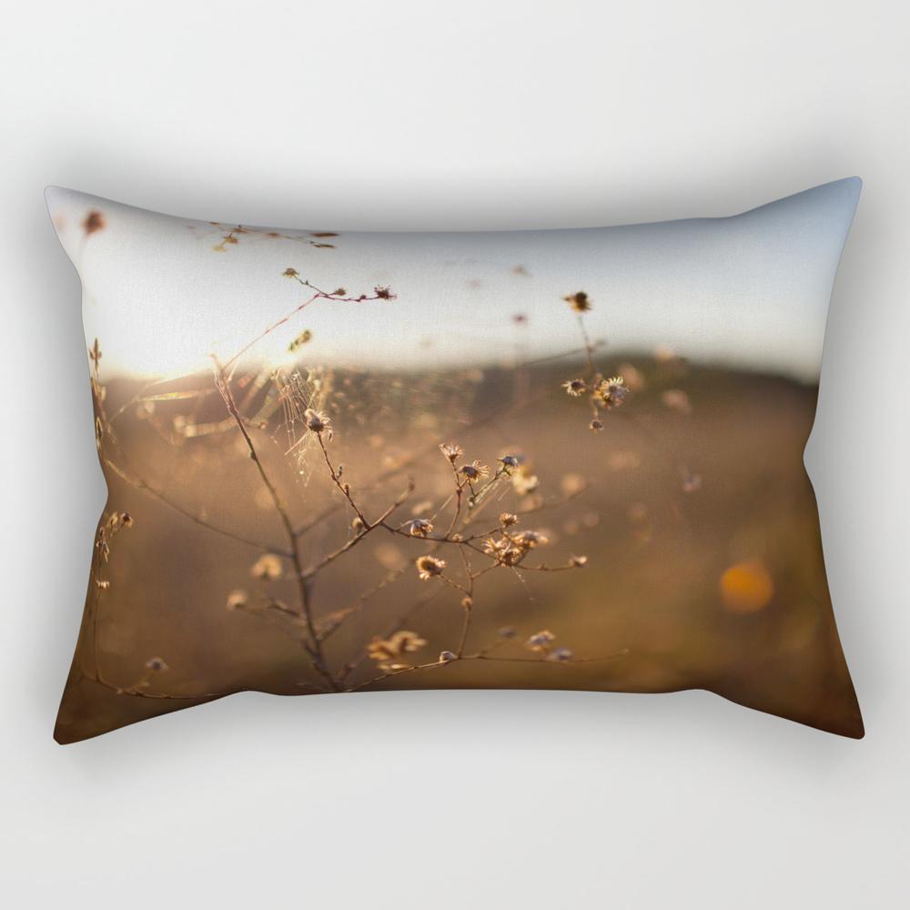 Don't Get Caught Rectangular Pillow RPW916504