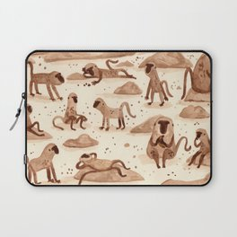 Baboons Laptop Sleeve