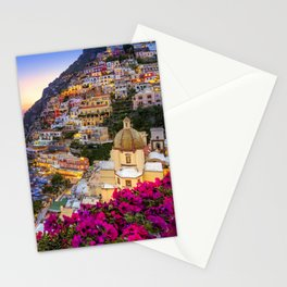 Positano Amalfi Coast Stationery Cards