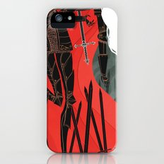 Knight of Swords iPhone (5, 5s) Slim Case