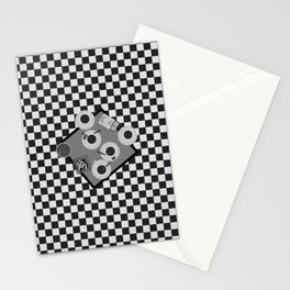 coffee and cigarettes Stationery Cards