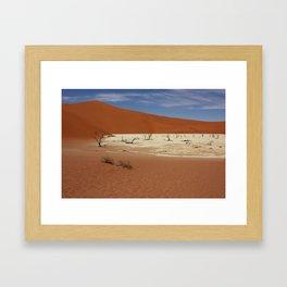 NAMIBIA ... Deadvlei IV Framed Art Print