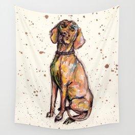 Hungarian Vizsla Dog Wall Tapestry