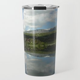 Norwegian Reflections Travel Mug