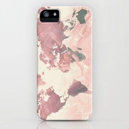 MAP-Freedom vibes worldwide  IΙ iPhone Case
