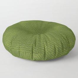 Crocodile Skin Pattern Floor Pillow