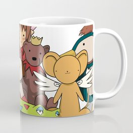 Stuffed Animals (variation) Coffee Mug