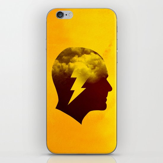 Brainstorm iPhone & iPod Skin