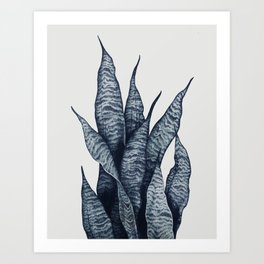 New Growth Art Print