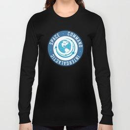 Intergalactic Space Command Logo 2 Long Sleeve T-shirt