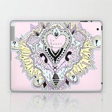 Three Words (v2) Laptop & iPad Skin
