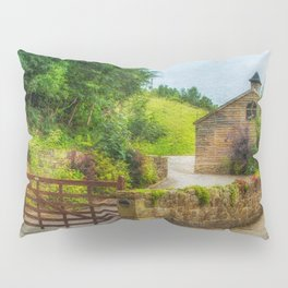 Country Stables Pillow Sham
