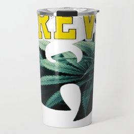 WU FOREVER Travel Mug