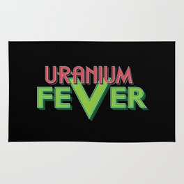 Uranium Fever Rug