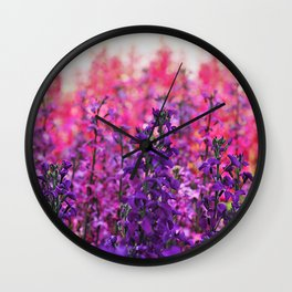Scented Wall Clock