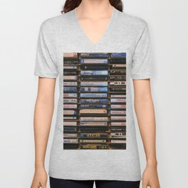 PILE OF ASSORTED-TITLE CASE LOT Unisex V-Neck