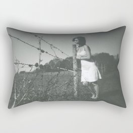 Searching for You Rectangular Pillow