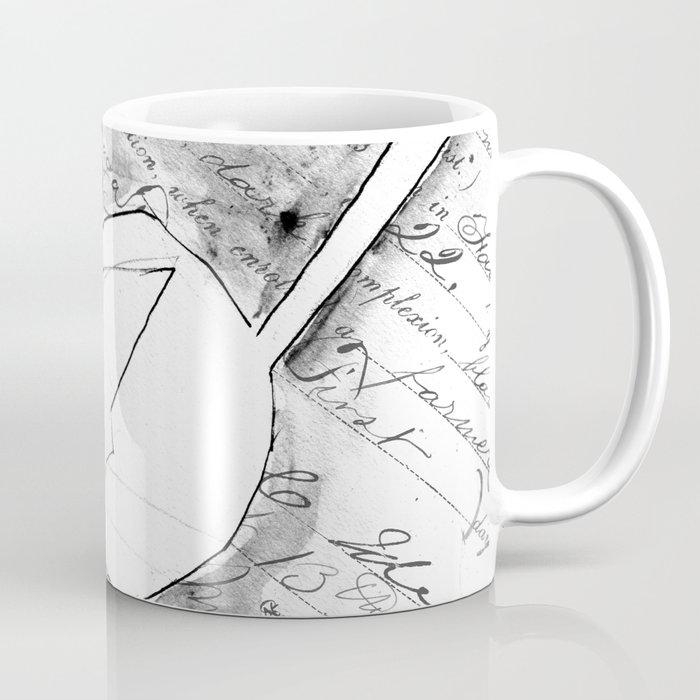 minima - deco cat Coffee Mug