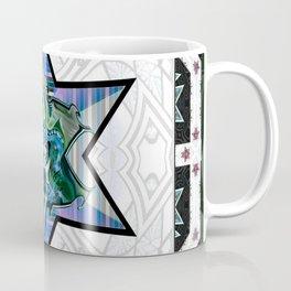 Knight shield mealic armour Coffee Mug