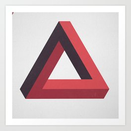 Penrose Art Print