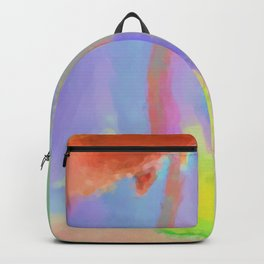 Colorful Bottle Backpack