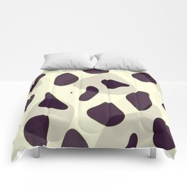 Abstract Clutter Comforters