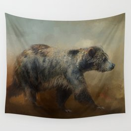 The Long Walk Home Wall Tapestry