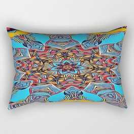 The Departed of Achilles 5 Rectangular Pillow