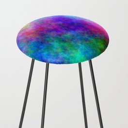 Colorful Magick Counter Stool