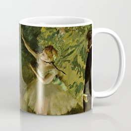 Ballet Rehearsal By Edgar Degas | Reproduction | Famous French Painter Coffee Mug
